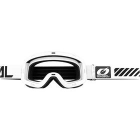 ONeal B-50 Goggles vit/svart